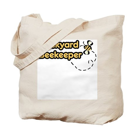 Backyard Beekeeper Tote Bag