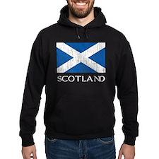 Scotland Flag Hoodie