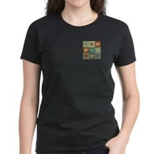 Coffee Pop Art Tee
