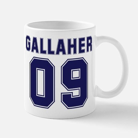 Gallaher 09 Mug