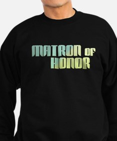 Coastal Matron of Honor Sweatshirt