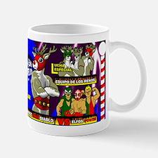 Santa Lucha Libre Mug