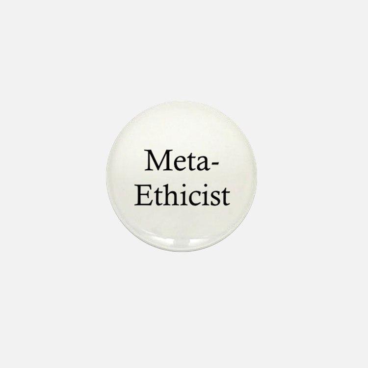 Cute Ethics Mini Button