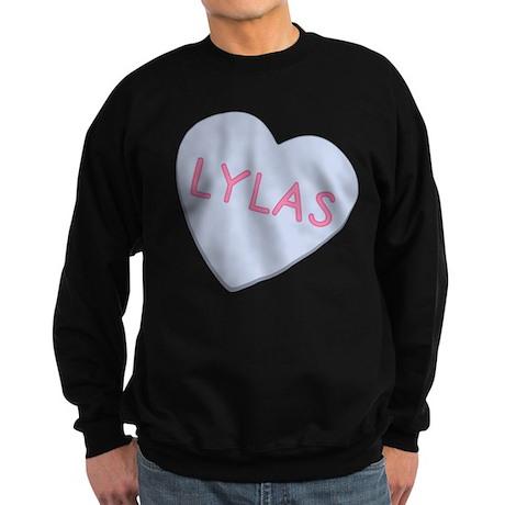 LYLAS Funny 80's Sweatshirt (dark)
