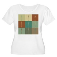 Chiropractic Pop Art T-Shirt
