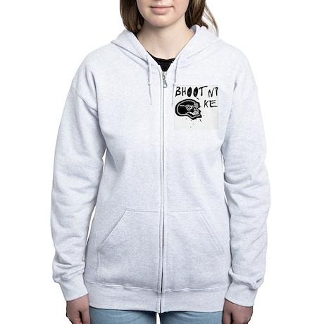 Bhootni Ke. Women's Zip Hoodie