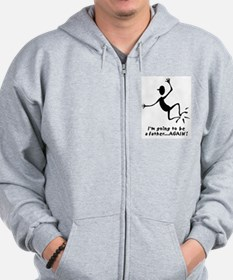 I'm going to be a father...AG Zip Hoodie