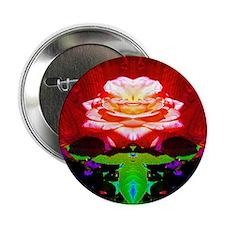 "Rose Prayer 2.25"" Button"