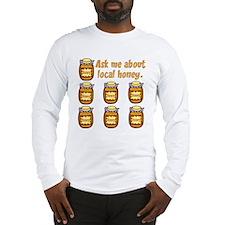 Local Honey Long Sleeve T-Shirt