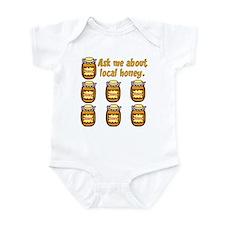 Local Honey Infant Bodysuit