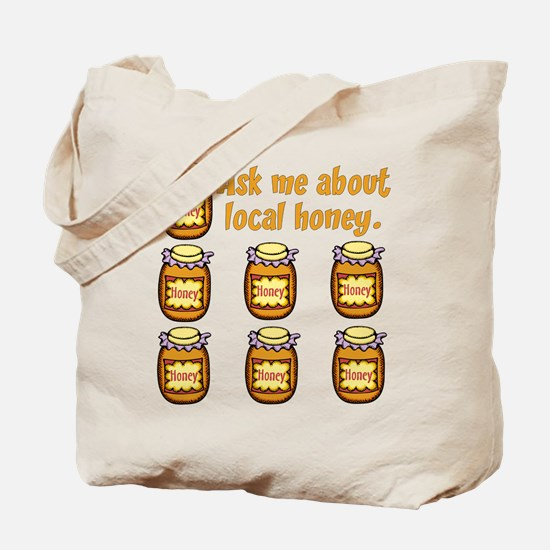 Local Honey Tote Bag