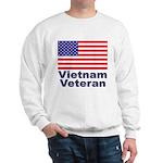 Vietnam Veteran (Front) Sweatshirt