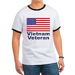 Vietnam Veteran (Front) Ringer T