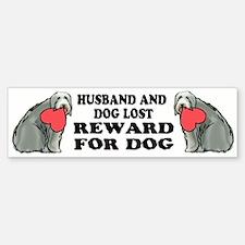 Husband Bumper Bumper Bumper Sticker
