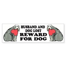 Husband Bumper Bumper Sticker