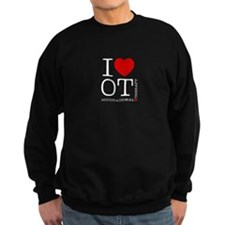 I Heart OT - Sweatshirt