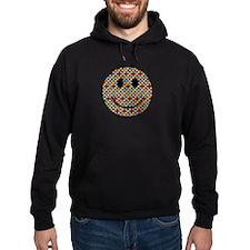Autism Smiley Hoodie