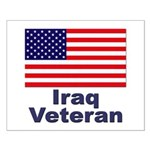 Iraq Veteran Small Poster