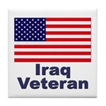 Iraq Veteran Tile Coaster
