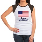 Iraq Veteran Women's Cap Sleeve T-Shirt