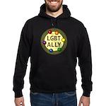 Ally Baubles -LGBT- Hoodie (dark)