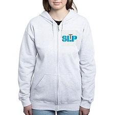 SLP Blue Zip Hoodie