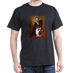 Lincoln / Collie (tri) Dark T-Shirt