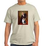 Lincoln / Collie (tri) Light T-Shirt
