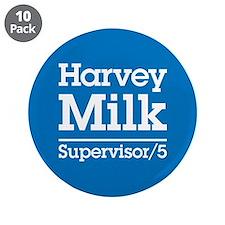 """Milk for Supervisor 3.5"""" Button (10 pack)"""