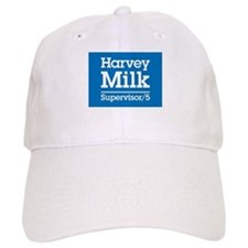 Milk for Supervisor Baseball Cap