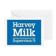 Milk for Supervisor Greeting Card