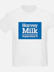 Milk for Supervisor T-Shirt