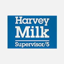 Milk for Supervisor Rectangle Magnet (100 pack)