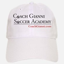 Coach Gianni Soccer Academy Baseball Baseball Cap