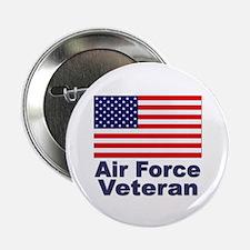 "Air Force Veteran 2.25"" Button (10 pack)"