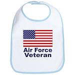 Air Force Veteran Bib
