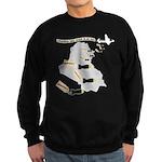 Bombing Democracy Sweatshirt (dark)