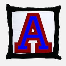 A Throw Pillow