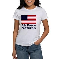 Air Force Veteran Women's T-Shirt