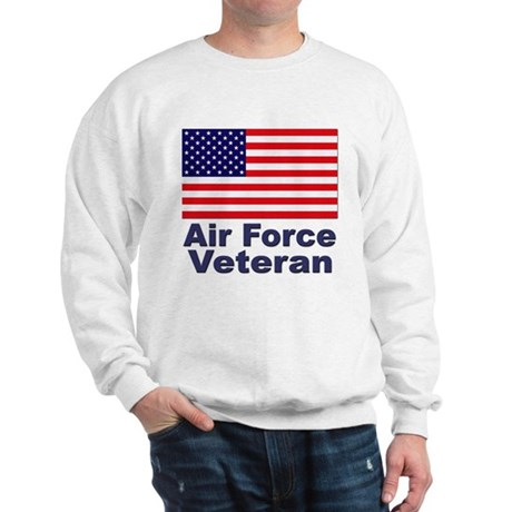 Air Force Veteran (Front) Sweatshirt