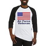 Air Force Veteran Baseball Jersey