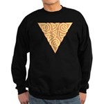 Sunny Triangle Knot Sweatshirt (dark)