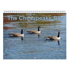 Chesapeake Bay Calendar Wall Calendar