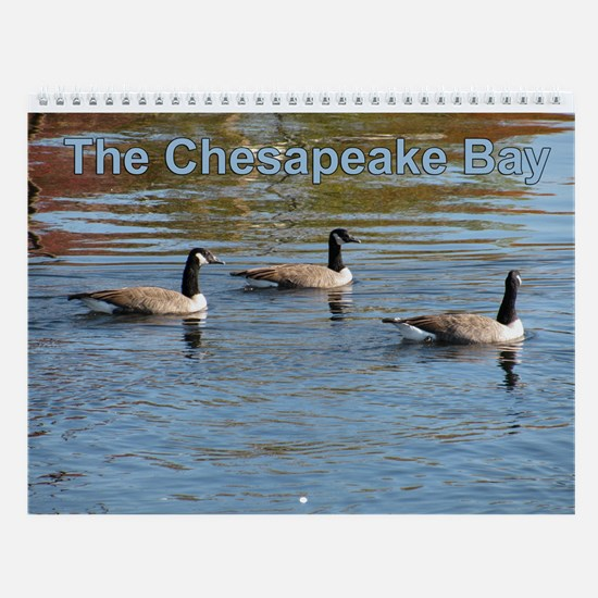 Chesapeake Bay Calendar Wall Calendar