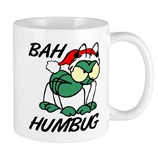 Christmas Bah Humbug Coffee Mug