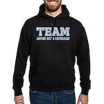 Team Anti Republican Hoodie (dark)