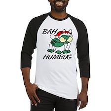 Christmas Bah Humbug Baseball Jersey