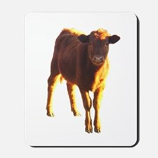 red angus Mousepad