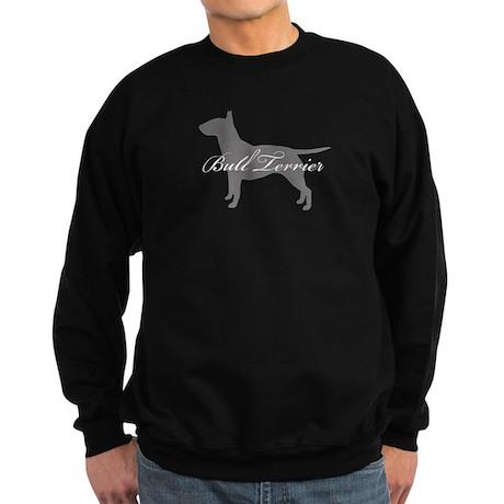 Bull Terrier Sweatshirt (dark)