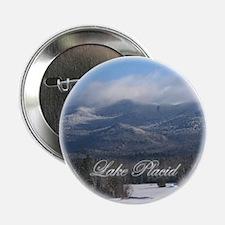 """A Lake Placid Christmas 2.25"""" Button"""